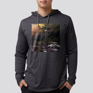 Great Smoky Mountains National P Mens Hooded Shirt