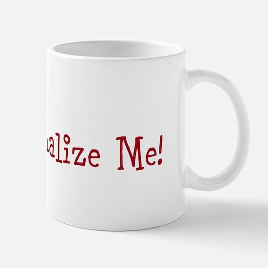 Gingerbread Girl #3 Mug