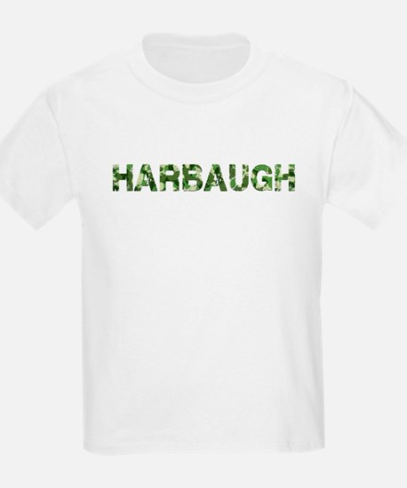 Harbaugh, Vintage Camo, T-Shirt