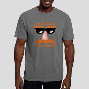 DISGUISE STICKER Mens Comfort Colors Shirt