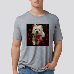 west3 Mens Tri-blend T-Shirt
