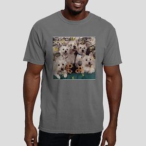 west4 Mens Comfort Colors Shirt