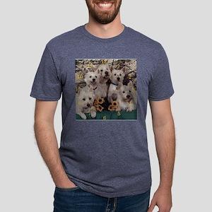 west4 Mens Tri-blend T-Shirt