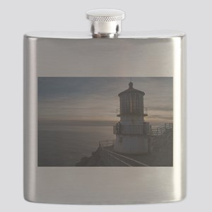Point Reyes Lighthouse Flask