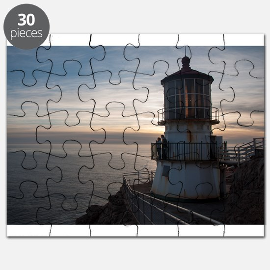 Point Reyes Lighthouse Puzzle