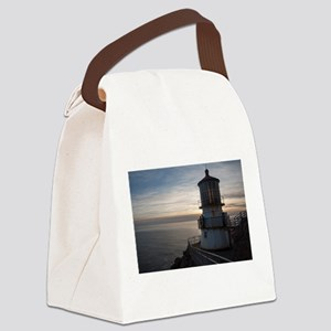 Point Reyes Lighthouse Canvas Lunch Bag