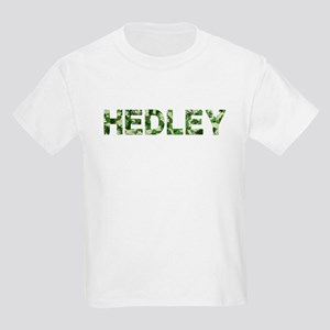 Hedley, Vintage Camo, Kids Light T-Shirt