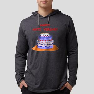 divorce Mens Hooded Shirt