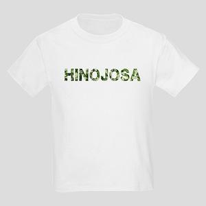 Hinojosa, Vintage Camo, Kids Light T-Shirt
