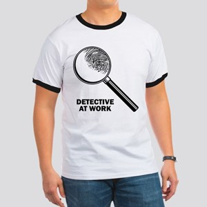 Detective At Work Ringer T