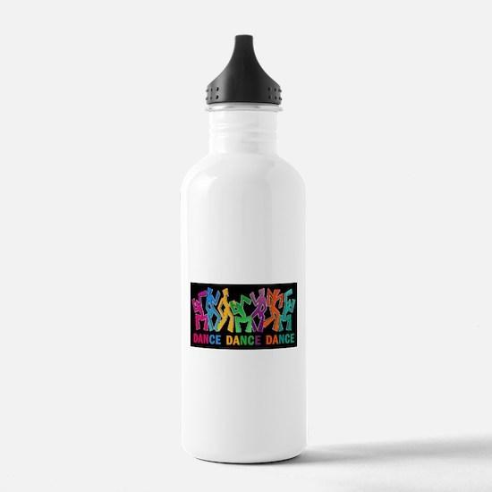 Dance Dance Dance Water Bottle