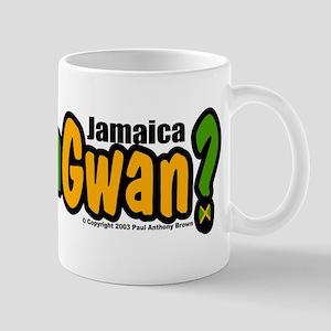 Jamaica WhaGwan Mug
