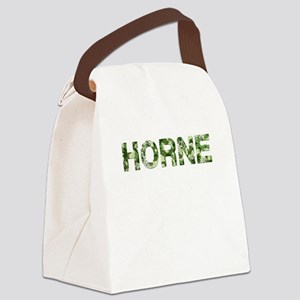 Horne, Vintage Camo, Canvas Lunch Bag