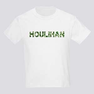 Houlihan, Vintage Camo, Kids Light T-Shirt