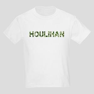 Houlihan, Vintage Camo, Kids Light T-Shirt