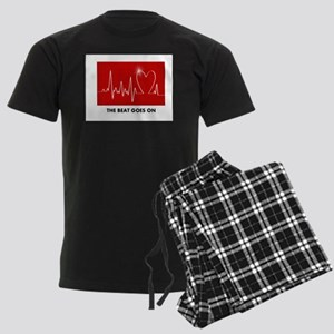 The Beat Goes On - Funny Post-Heart Surgery Pajama