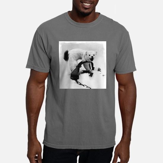 For Your Fur Trim Mens Comfort Colors Shirt