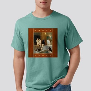 Women Bathing FOR TILE.p Mens Comfort Colors Shirt