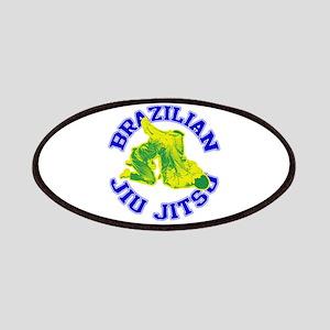 Brazilian Jiu Jitsu Patches