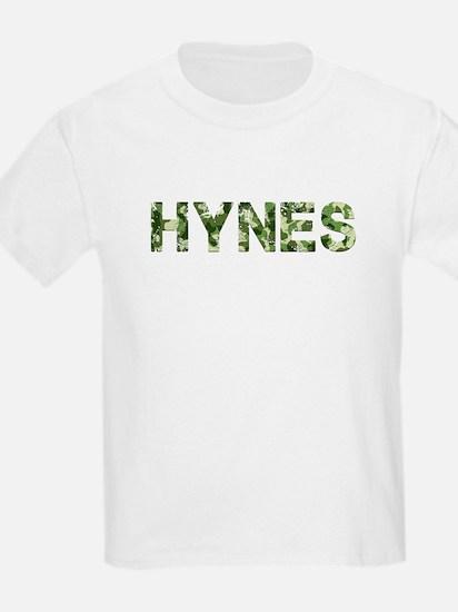 Hynes, Vintage Camo, T-Shirt