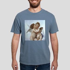 FirstKiss Mens Comfort Colors Shirt