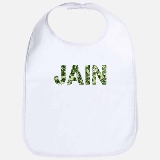 Jain, Vintage Camo, Bib
