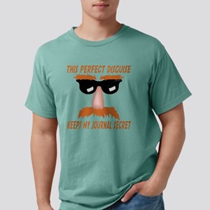 DISGUISE JOURNAL.png Mens Comfort Colors Shirt