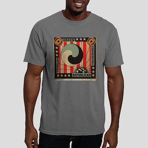 Green Recycling Conservi Mens Comfort Colors Shirt