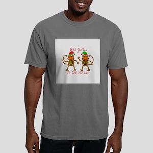 RoundOrnament_2 Mens Comfort Colors Shirt