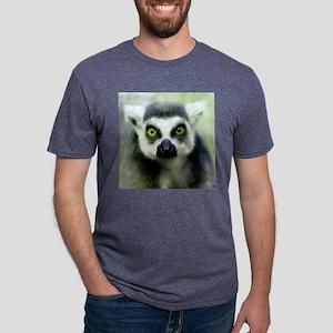 sq lemur Mens Tri-blend T-Shirt
