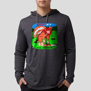 Mary Mens Hooded Shirt