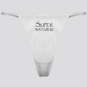 SuperNatural Classic Thong