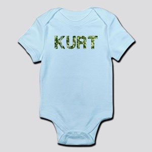 Kurt, Vintage Camo, Infant Bodysuit