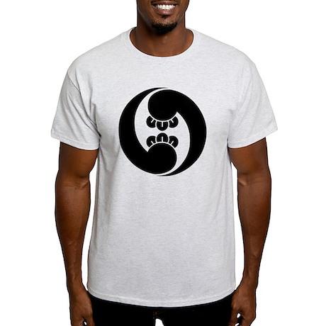 Right, two clove swirls Light T-Shirt