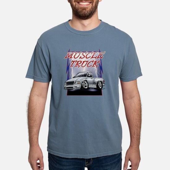 Silver G2 Lightning Mens Comfort Colors Shirt
