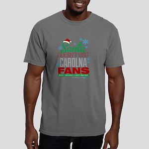 Santa Doesen't Visit CAR Mens Comfort Colors Shirt