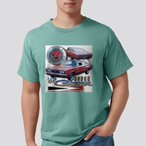 67Charger(6x6) Mens Comfort Colors Shirt