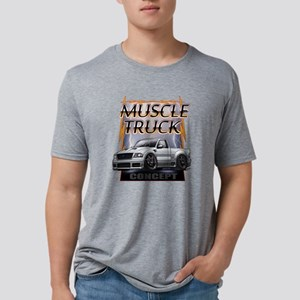 Concept Lightning Mens Tri-blend T-Shirt