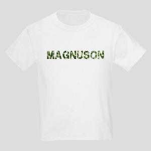 Magnuson, Vintage Camo, Kids Light T-Shirt