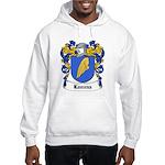 Lanuza Coat of Arms Hooded Sweatshirt
