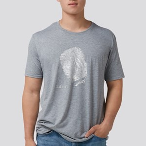 I am me Dark Tee Mens Tri-blend T-Shirt