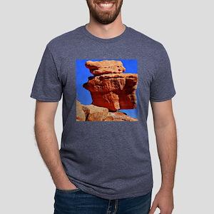 Tile, Cafepress Mens Tri-blend T-Shirt