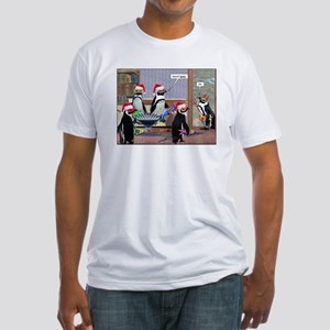 Secret who...? Fitted T-Shirt