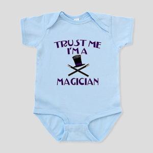 Trust Me I'm a Magician Infant Bodysuit