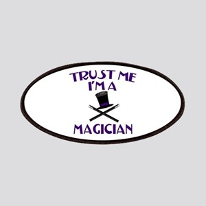 Trust Me I'm a Magician Patches