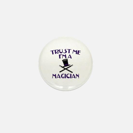 Trust Me I'm a Magician Mini Button