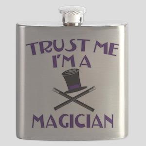 Trust Me I'm a Magician Flask