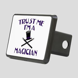 Trust Me I'm a Magician Rectangular Hitch Cover
