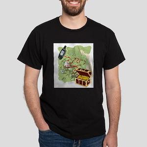 Geocache to Treasure T-Shirt