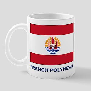 French Polynesia Flag Stuff Mug